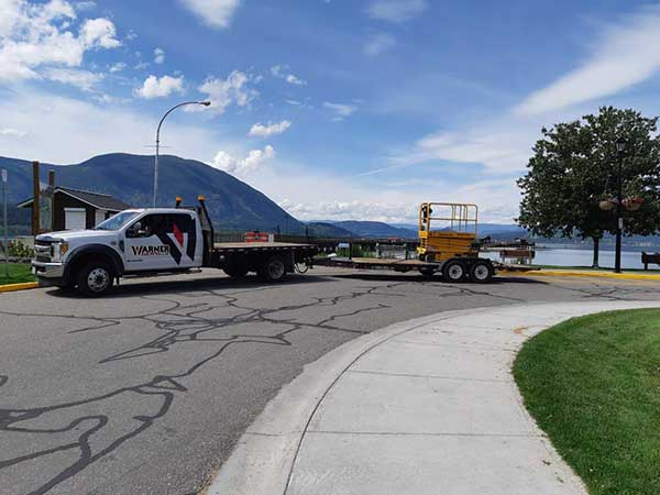 Equipment Rentals in Salmon Arm BC