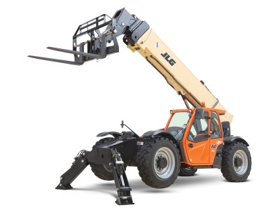 Material handling equipment rentals in Central British Columbia